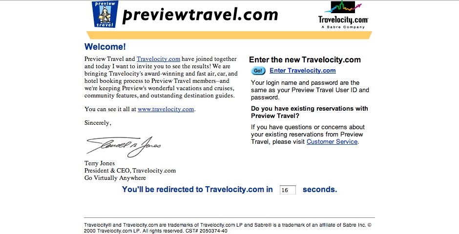 Nominee - Preview Travel