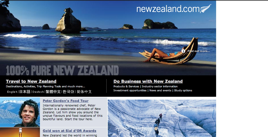 Nominee - Pure NZ