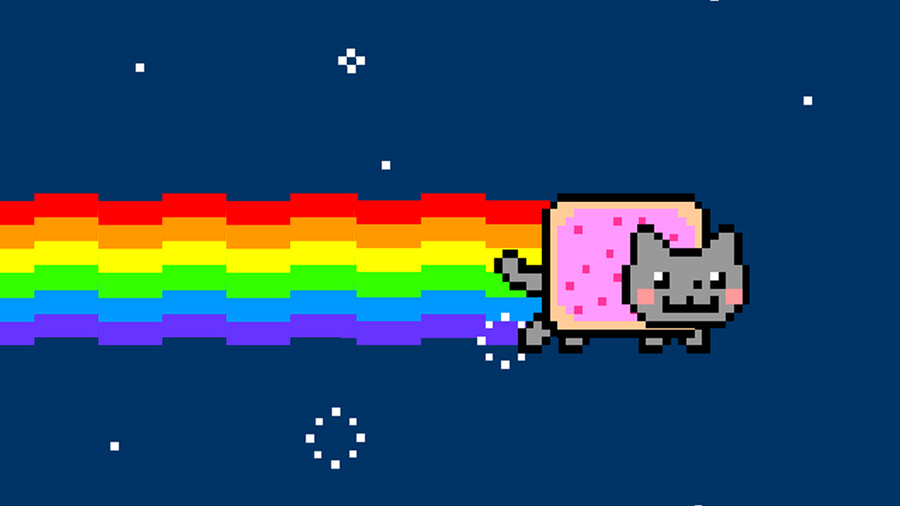 Webby Award Winner - Nyan Cat