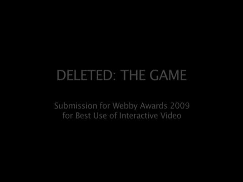 Honoree - Deleted: The Game