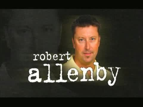Nominee - PGA Tour Professional: Robert Allenby