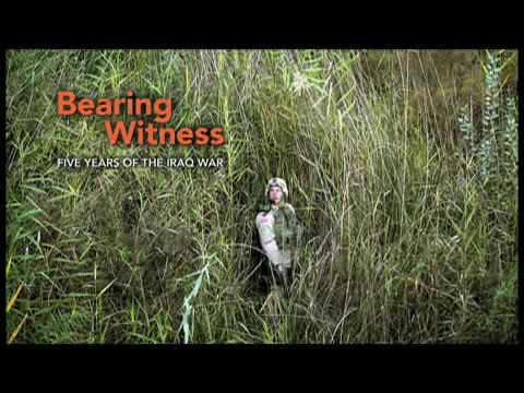 Nominee - Bearing Witness: Five Years of the Iraq War