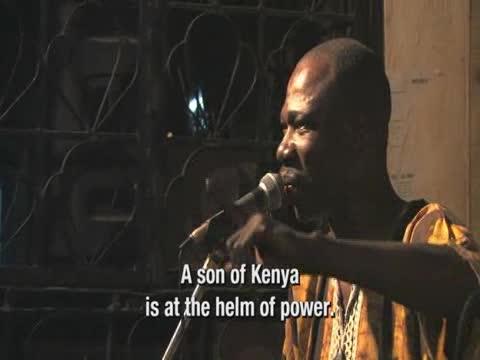 People's Voice - Kenya: Sweet Home Obama