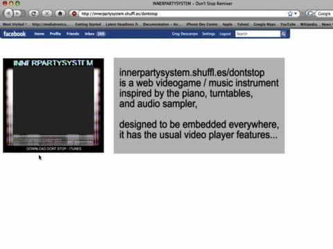 Nominee - Innerpartysystem Shuffles Don't Stop
