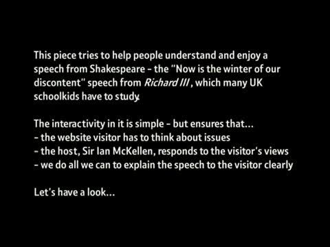 Nominee - A Conversation with Sir Ian McKellen