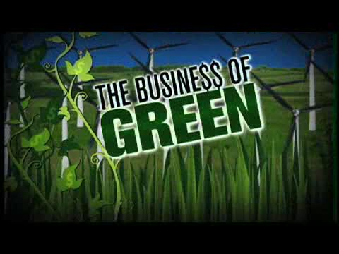 Nominee - The Business of Green
