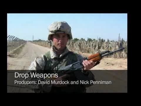 Webby Award Nominee - ANP INVESTIGATION: Iraq and Drop Weapons