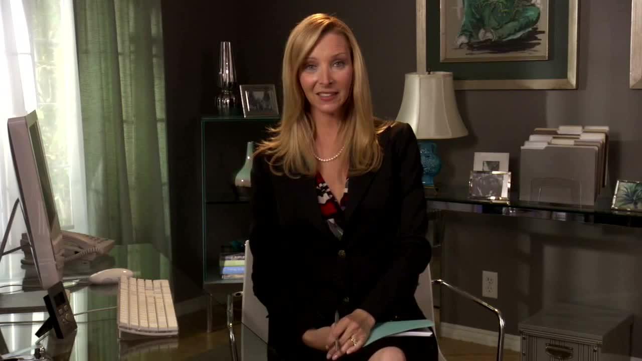 Webby Award Winner - Lisa Kudrow – Web Therapy II