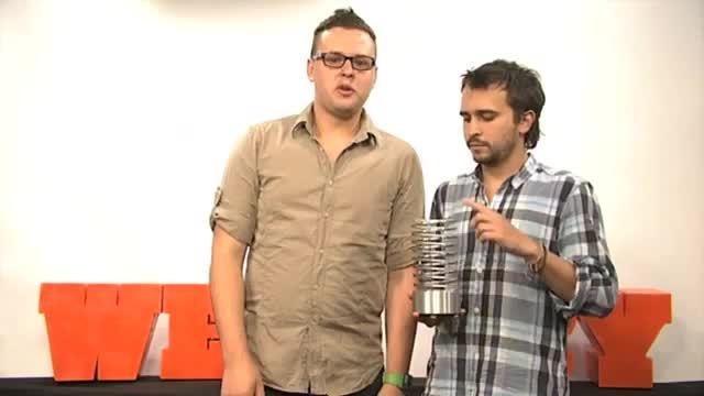 2011 Webby Winner - White. Very White