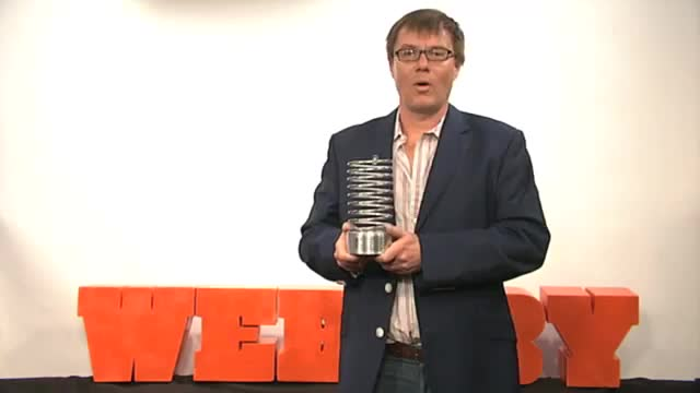 People's Voice / Webby Award Winner - The Escapist