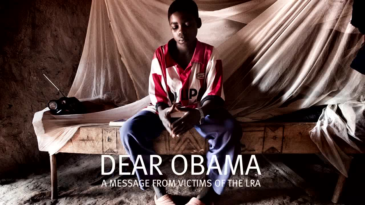 People's Voice / Webby Award Winner - Dear Obama: A Message from Victims of the LRA