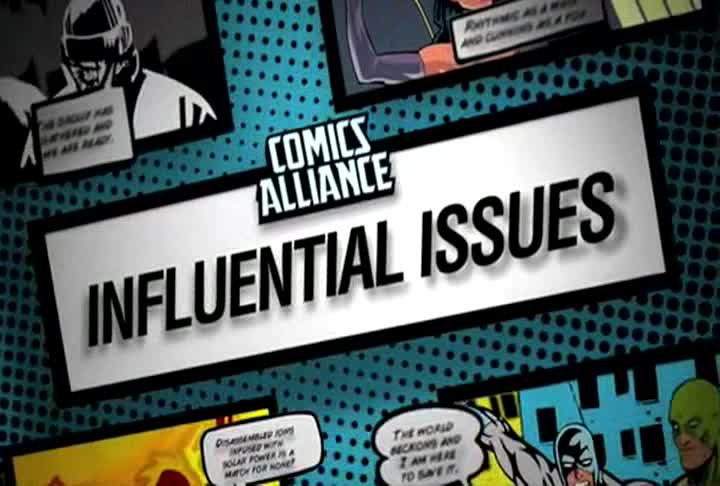 Nominee - Influential Issues: Stan Lee
