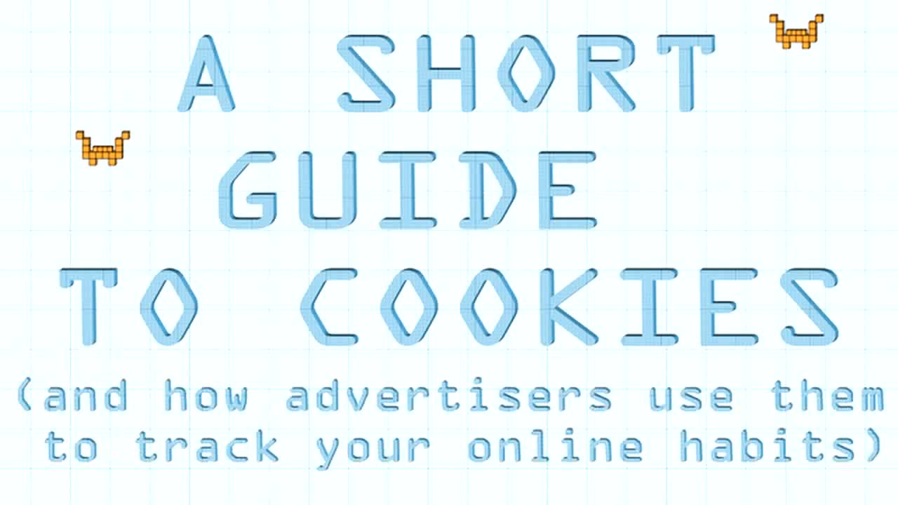 Webby Award Winner - How Advertisers Use Internet Cookies to Track You