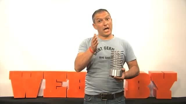 2011 Webby Winner - \