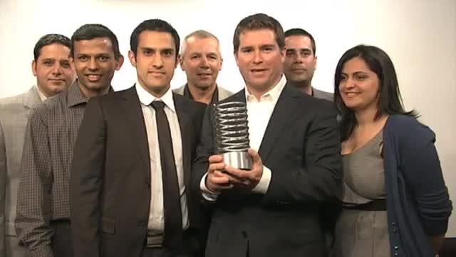 Webby Award Winner - Pizza Pizza Mobile