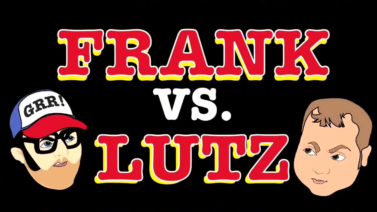 Nominee - 30 Rock: Frank vs. Lutz