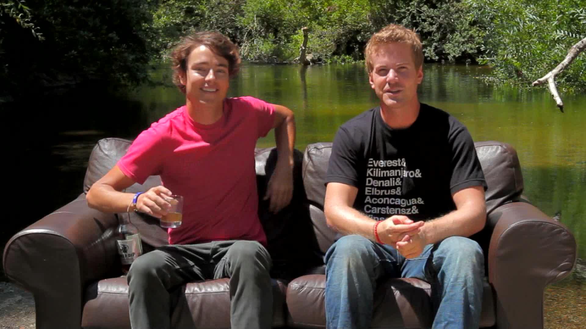 "Nominee - Gadling.com's ""Travel Talk"" series"
