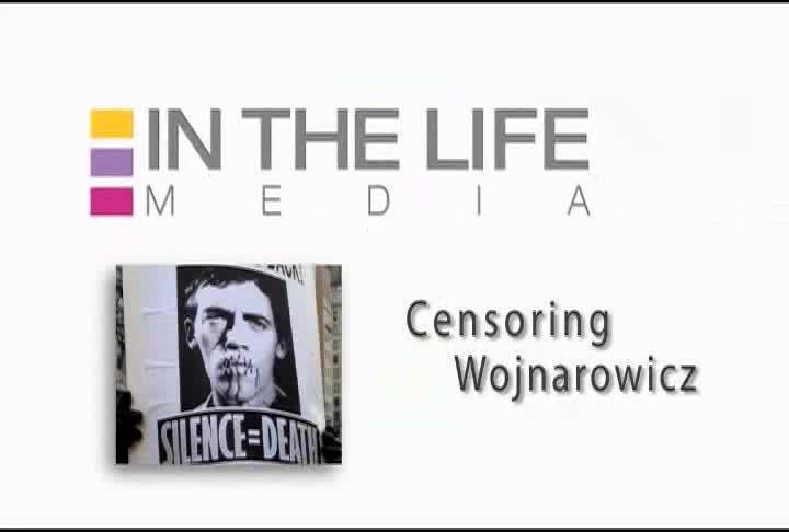 Webby Award Nominee - Censoring Wojnarowicz