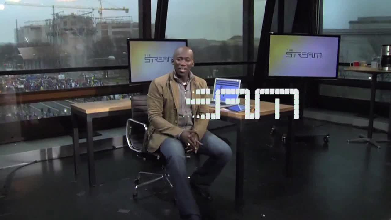 2012 Webby Winner - Al Jazeera English: The Stream
