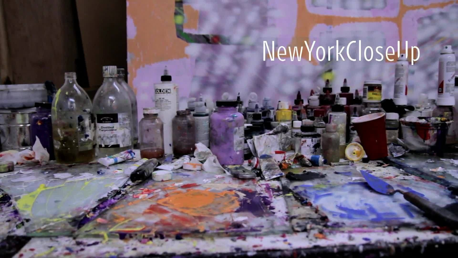 Webby Award Nominee - New York Close Up