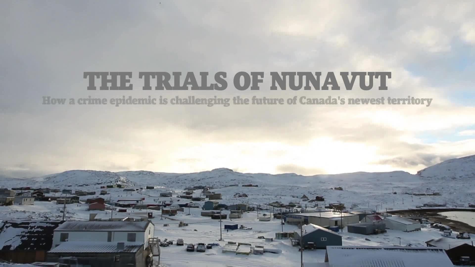Webby Award Nominee - The Trials of Nunavut