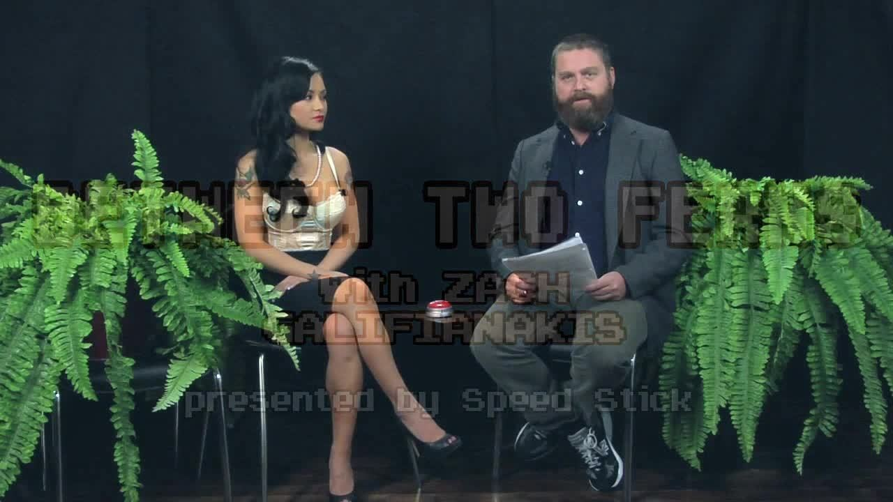 Webby Award Nominee - Between Two Ferns