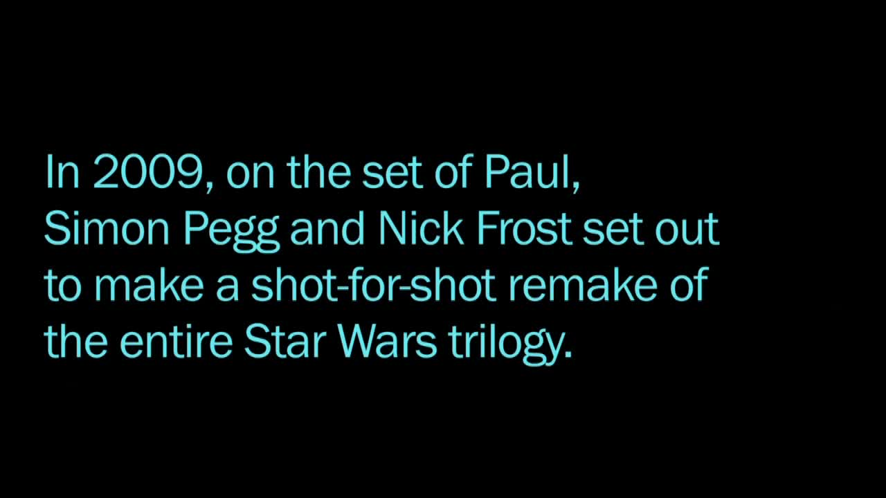 People's Voice - Simon Pegg and Nick Frost's Star Wars