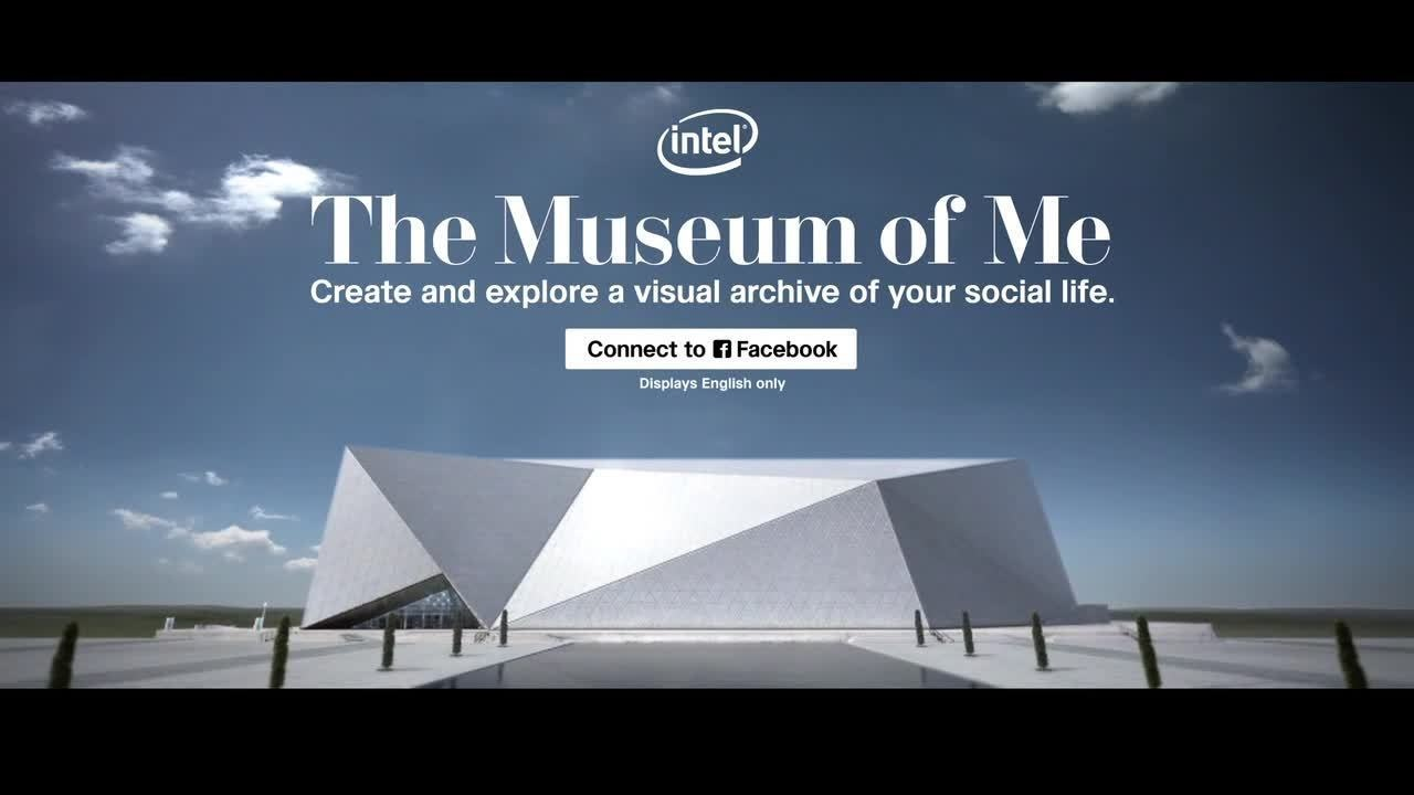 Webby Award Nominee - The Museum of Me