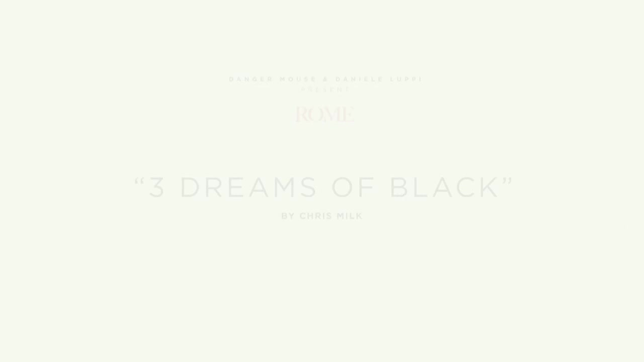 Honoree - ROME – 3 Dreams of Black