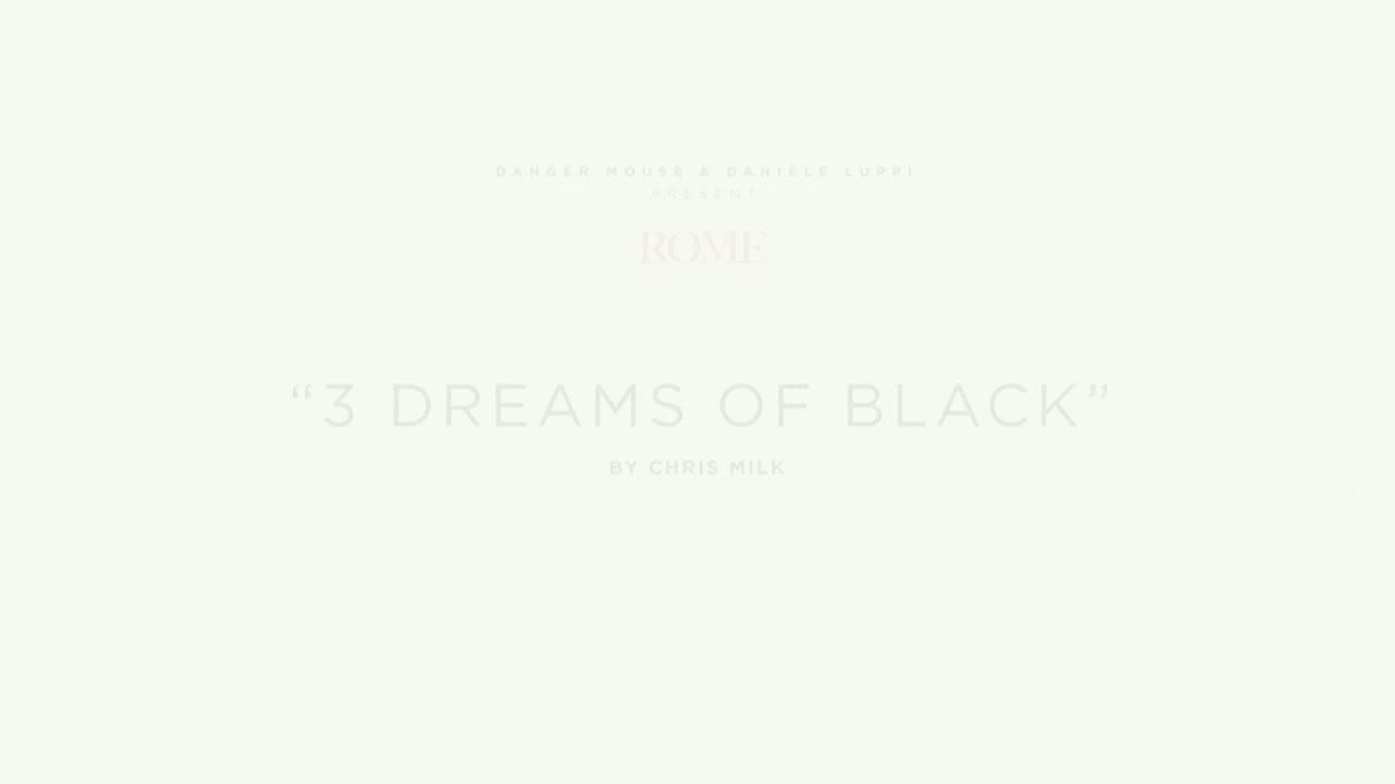 Webby Award Nominee - ROME - 3 Dreams of Black