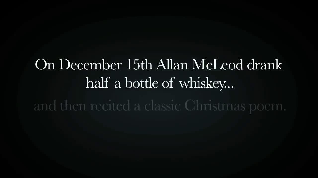 2012 Webby Winner - Drunk History Christmas