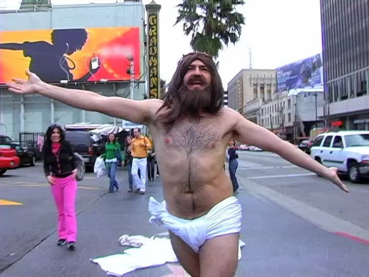 Webby Award Nominee - Jesus Christ! The Musical