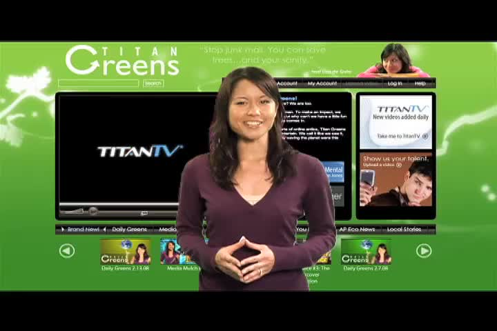 People's Voice - Titan Greens
