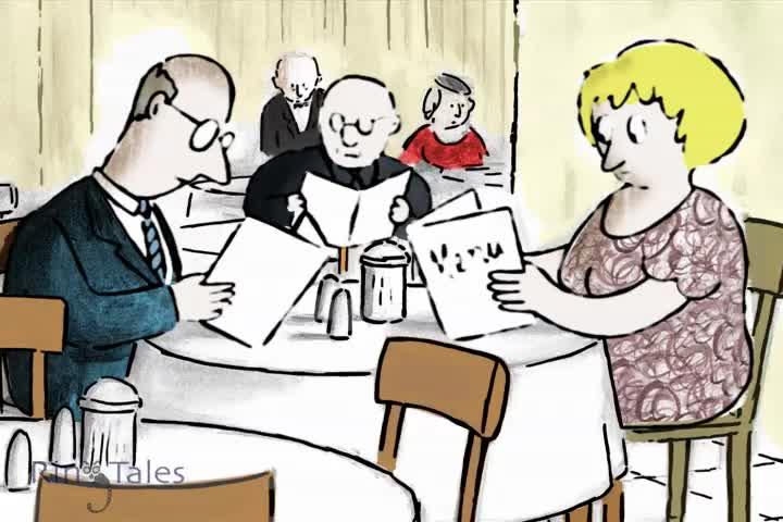 Nominee - New Yorker Animated Cartoons