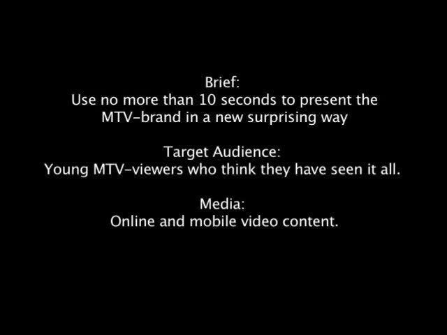 Webby Award Nominee - MTV-Artfill