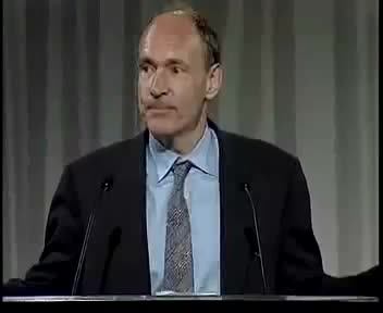 Webby Award Winner - Sir Tim Berners-Lee
