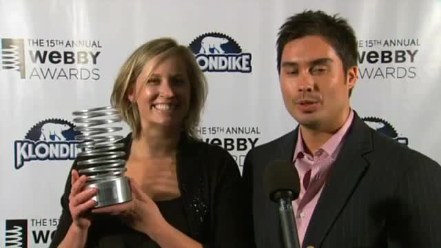 Webby Award Winner - Wieden + Kennedy
