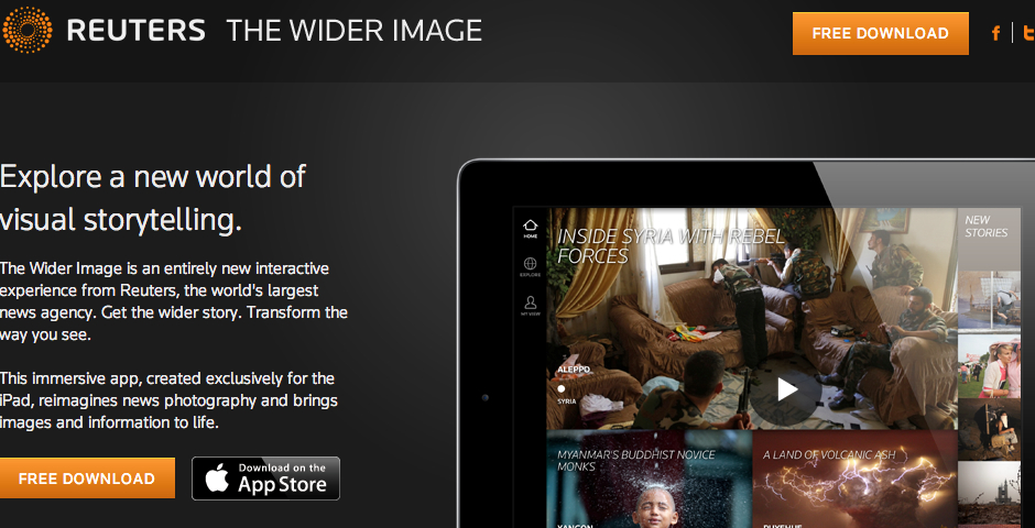 Nominee - The Wider Image