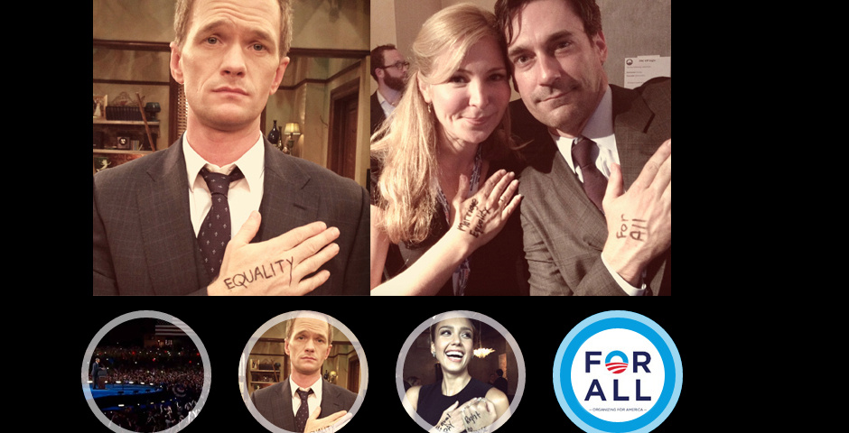 2013 Webby Winner - Obama for America - For All Campaign