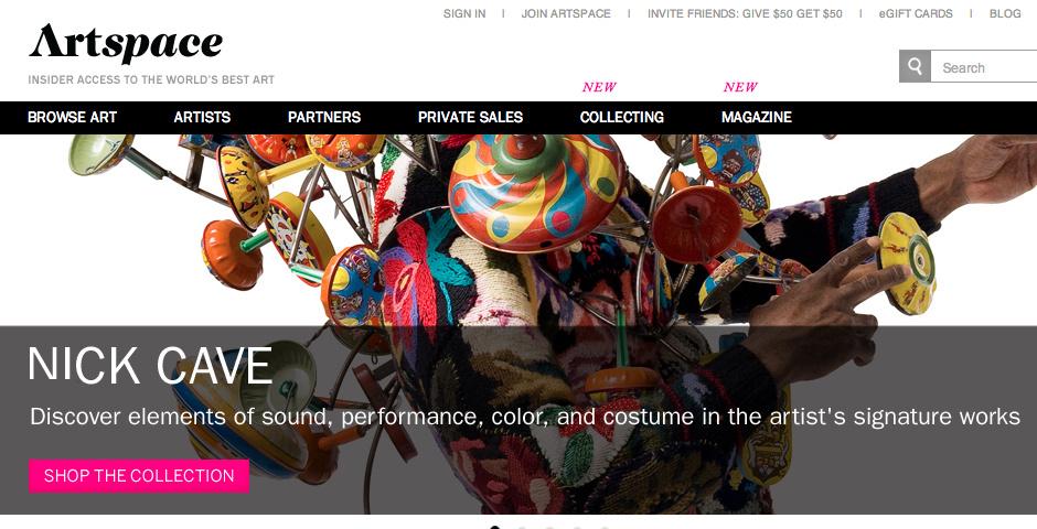 Honoree - Artspace