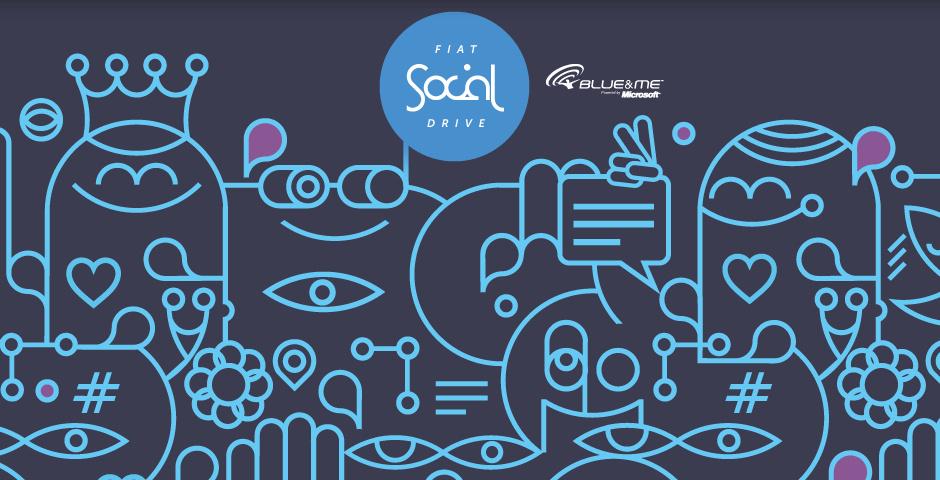 Webby Award Nominee - Social Drive