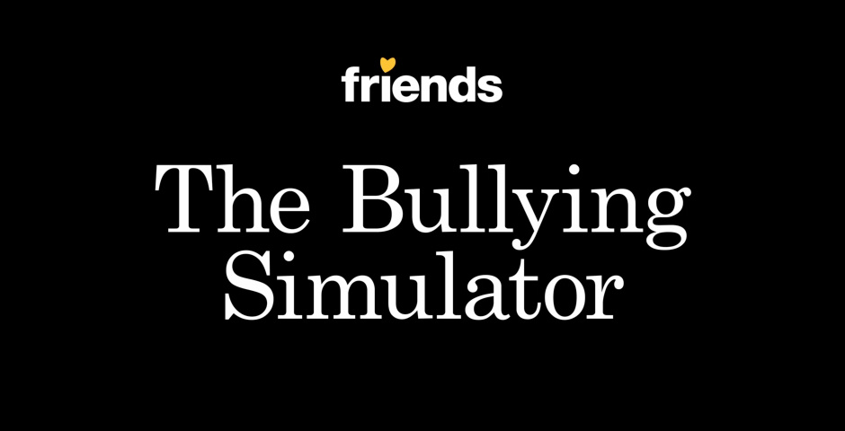 Webby Award Nominee - The Bullying Simulator