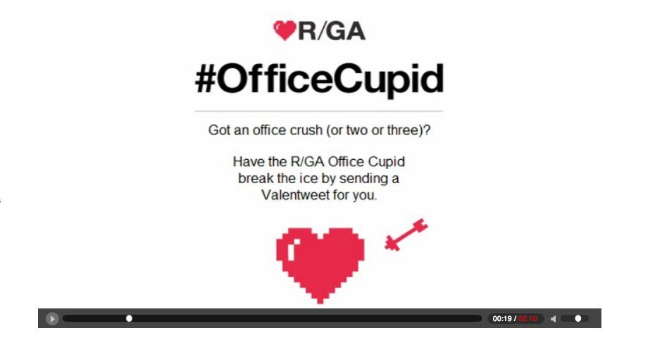 Nominee - #OfficeCupid