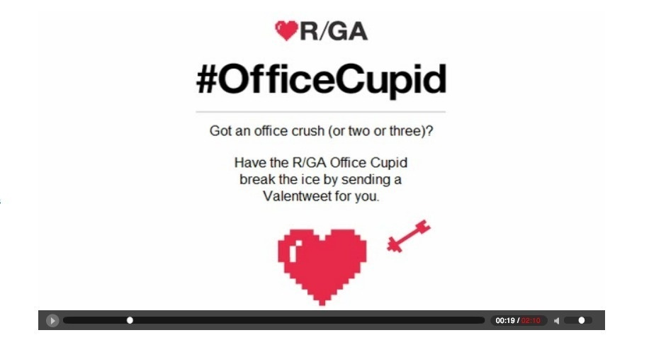Webby Award Nominee - #OfficeCupid