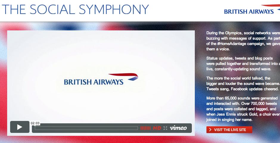 Nominee - Social Symphony