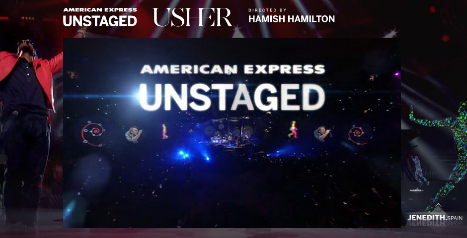 Nominee - American Express Unstaged Presents Usher: Take the Stage