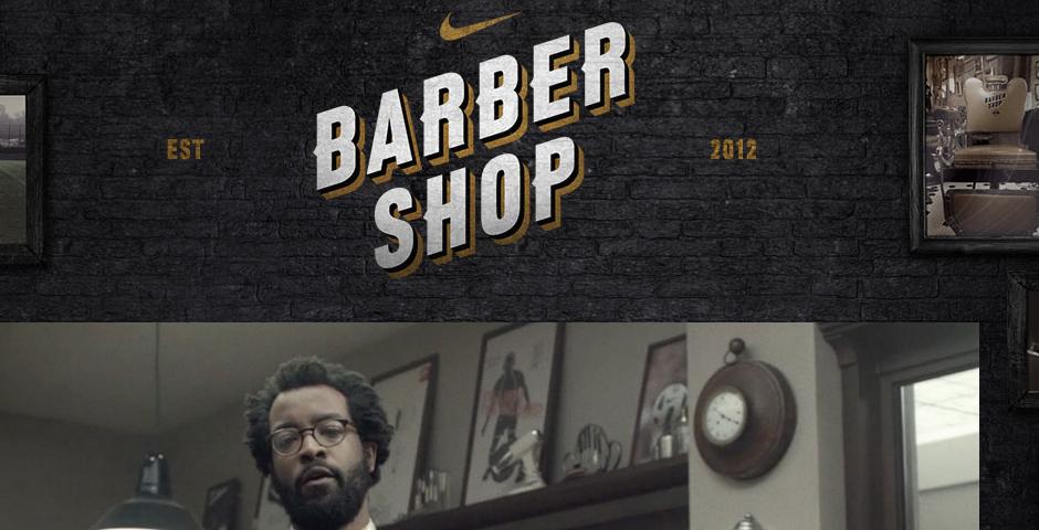 Nominee - Nike Barbershop