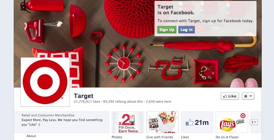 Nominee - Target Social Experience