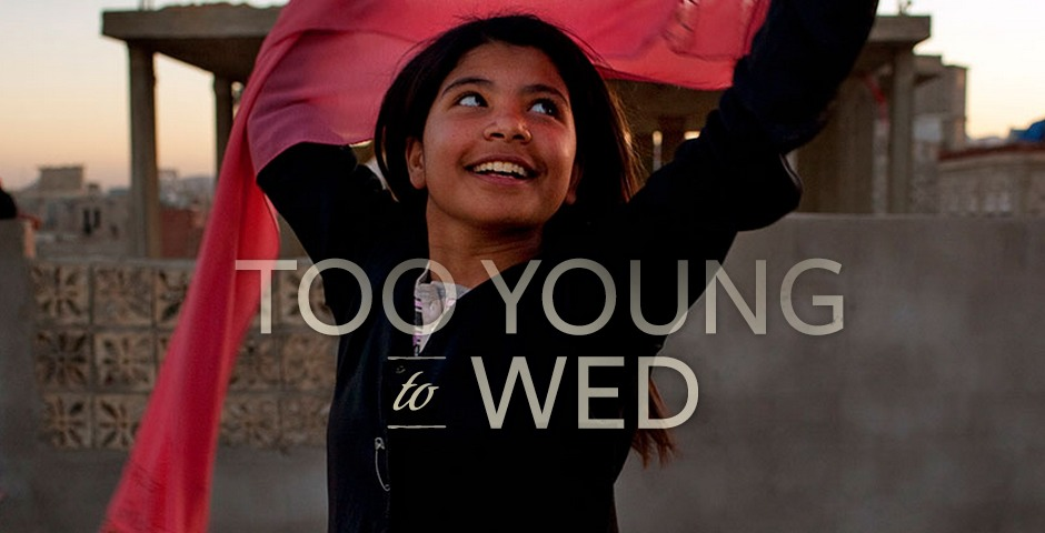 Nominee - Too Young To Wed