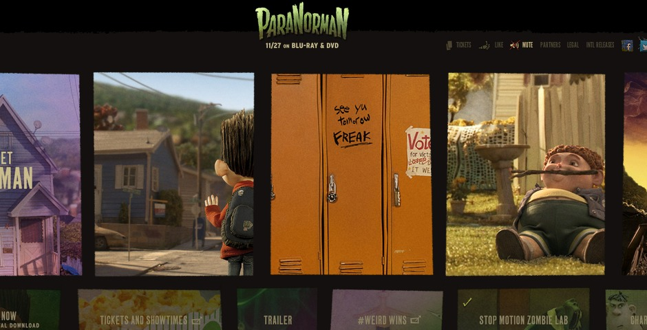 Nominee - ParaNorman
